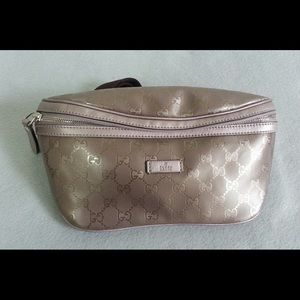Gucci Bags - NWT Authentic Gucci GG Plus Zip Belt Purse Bag